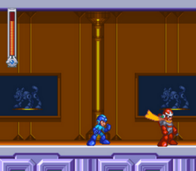 megaman and bass rom
